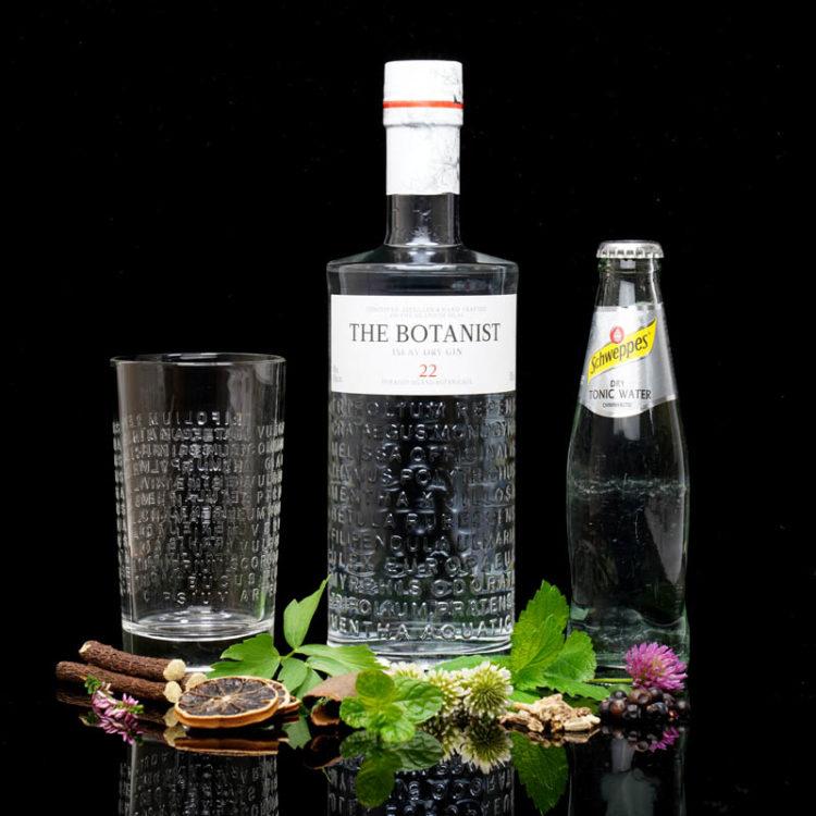 The Botanist Gin im Review auf ginvasion.de