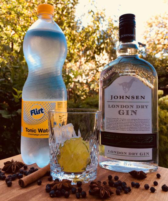 Johnsen London Dry Gin