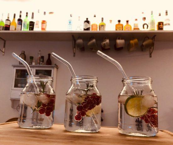 Glas-Trinkhalme von MIXIAO