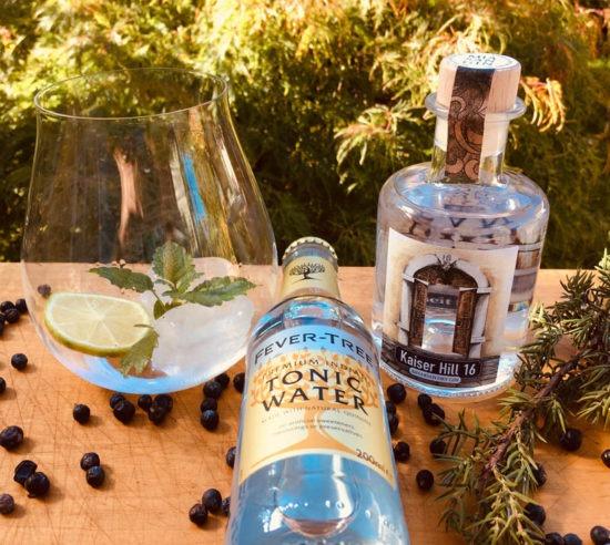 Kaiser Hill 16 – Bavarian Dry Gin