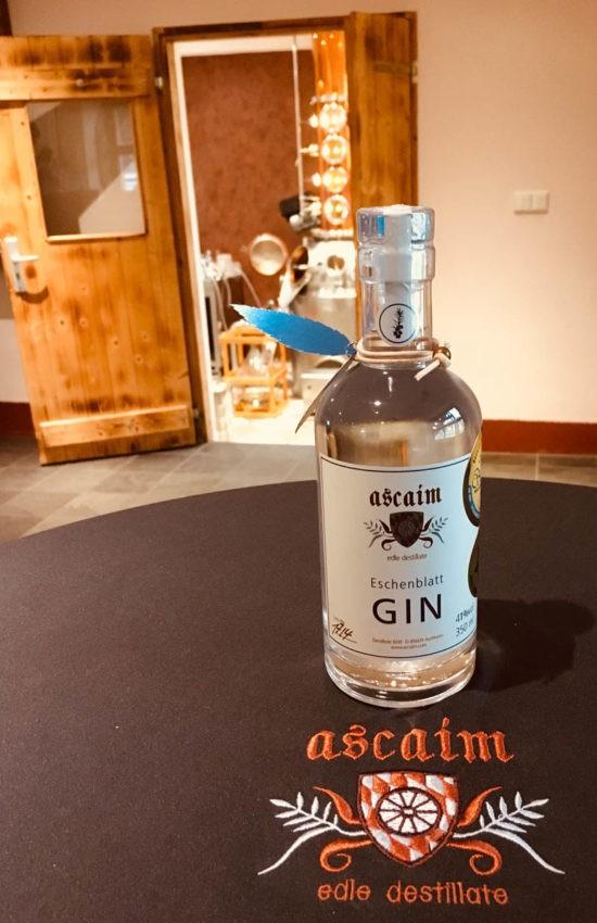 Eschenblatt Gin – Ascaim