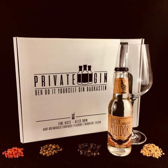 Private Gin Baukasten – Teil 2