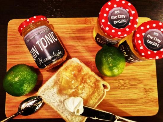 Gin&Tonic-Marmelade