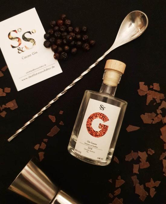 """So&So Gin – Teil 3 – """"Cacao Gin"""""""