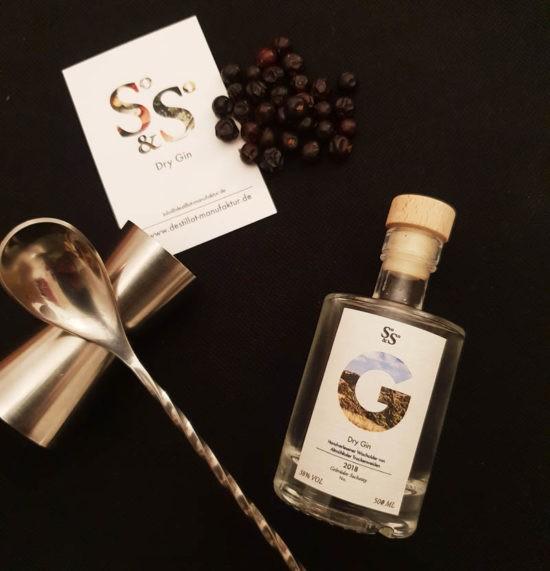 """So&So Gin – Teil 2 – """"Dry Gin"""""""