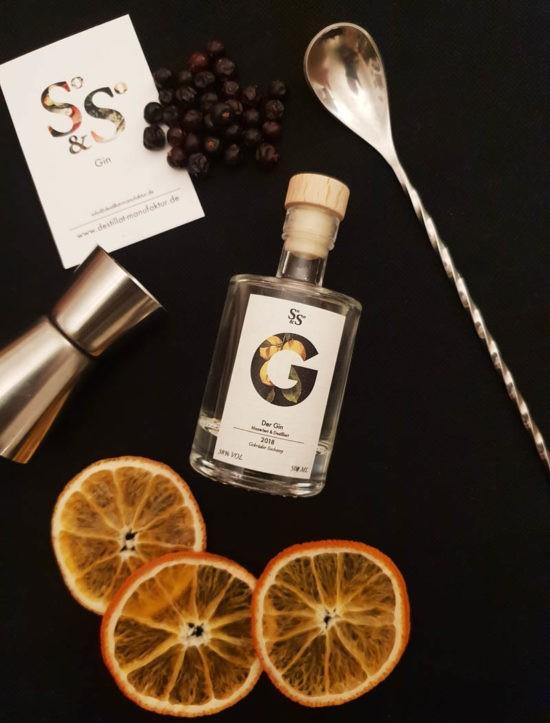 """So&So Gin – Teil 1 – """"Der Gin"""""""
