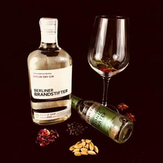 Berliner Brandstifter – Berlin Dry Gin
