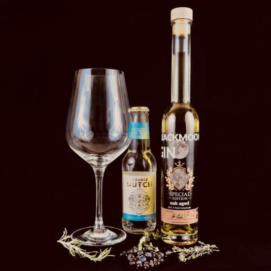 Blackmoon Gin – Special Edition oak aged