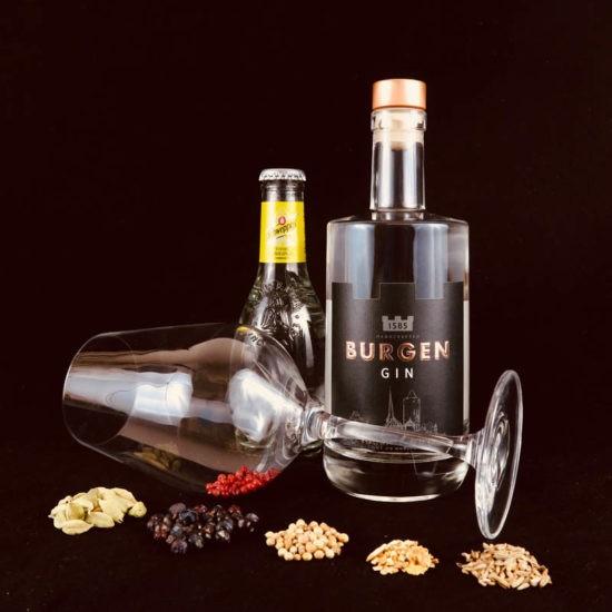 Burgen Herbal Dry Gin