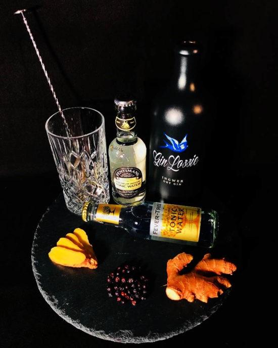 Gin Lossie – Ostwestfalen Ingwer Dry Gin