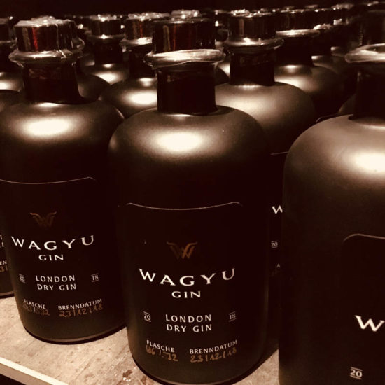 Wagyu-Gin – Release Party