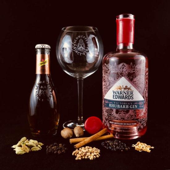 Warner Edwards – Victoria's Rhubarb Gin