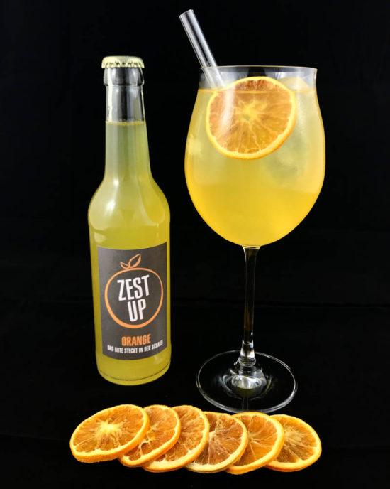 ZestUp Beverages
