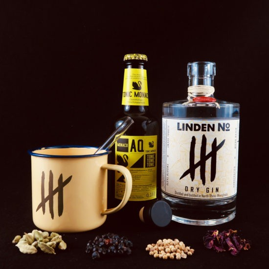 Linden No. 4 Dry Gin
