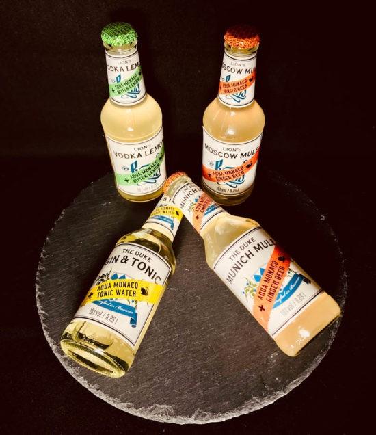 The Duke – Bottled Longdrinks