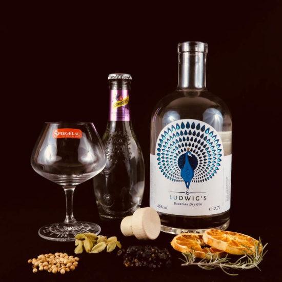 Ludwigs Bavarian Dry Gin