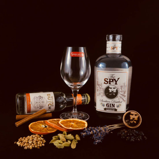 The Spy Gin