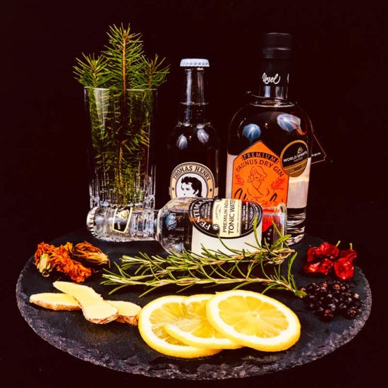 Premium Taunus Ursel Dry Gin – Heritage