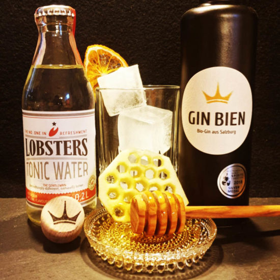 Gin Bien – Bio Gin aus Salzburg