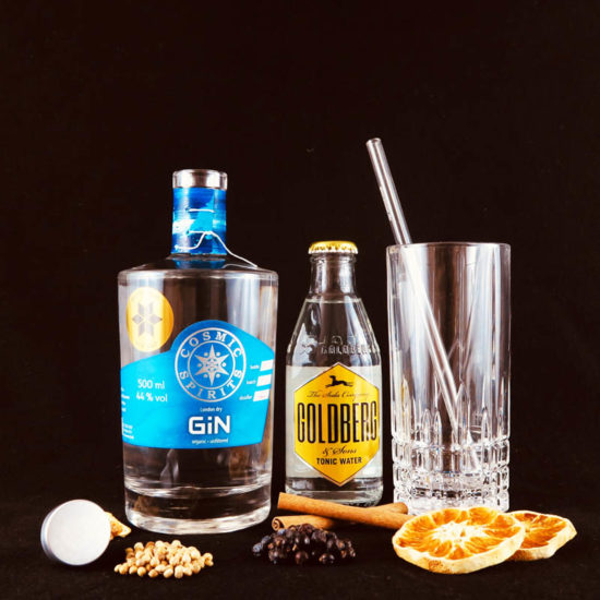 Cosmic Spirits London Dry Gin