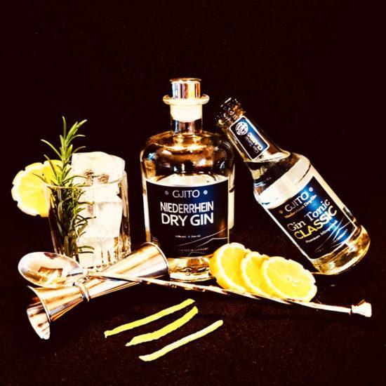 Gjito Niederrhein Dry Gin