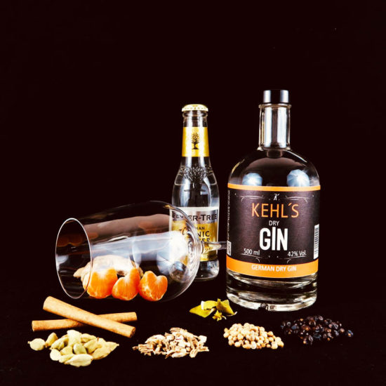 KEHL'S Dry Gin
