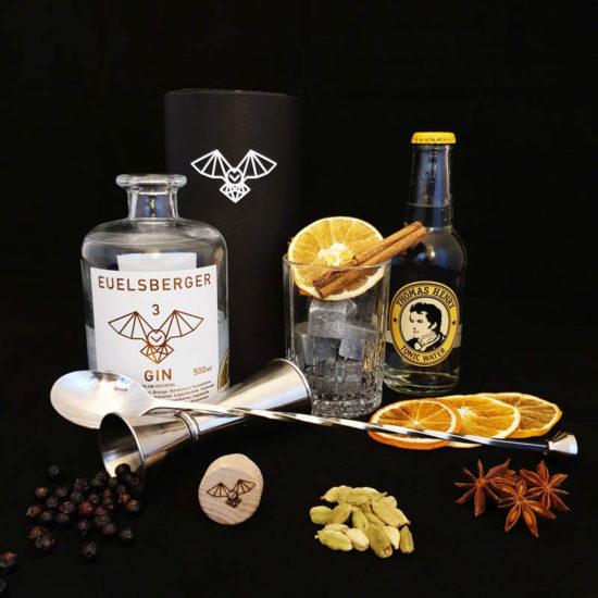 Euelsberger Gin 3 – Plum Oriental