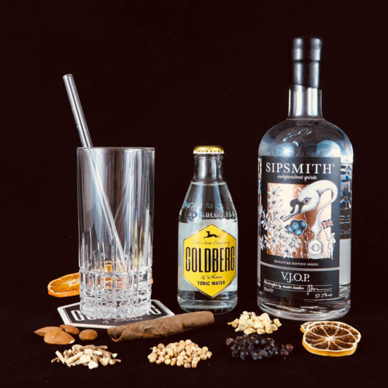 Sipsmith V.J.O.P. Gin – Very Juniper Over Proof