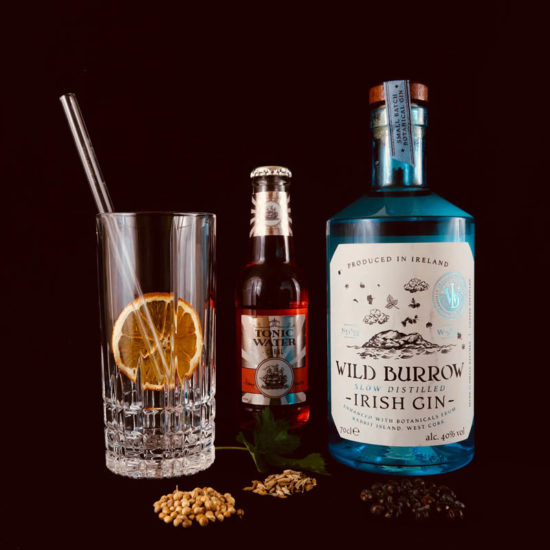 Wild Burrow Irish Gin