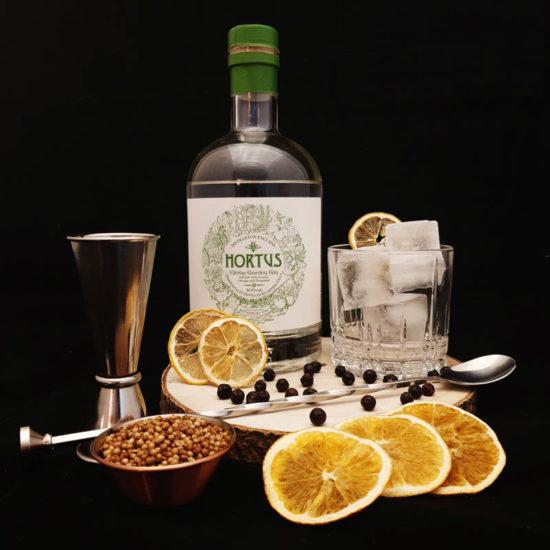 Hortus – Citrus Garden Gin