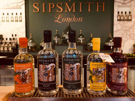 Sipsmith Distillery Tour London