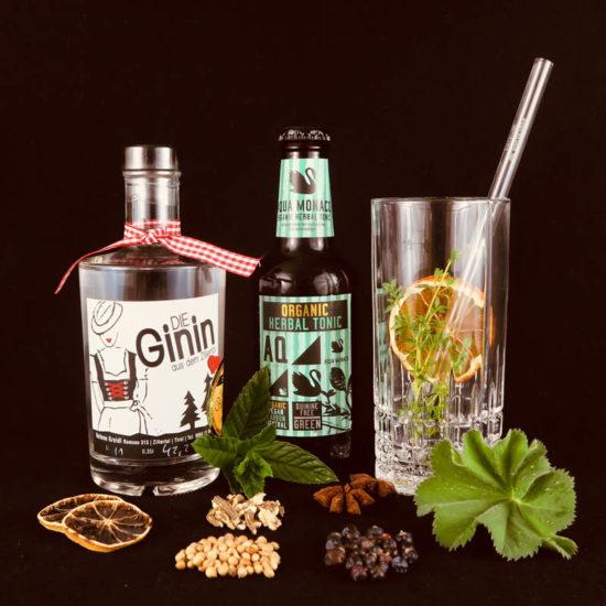 Die Ginin aus dem Zillertal