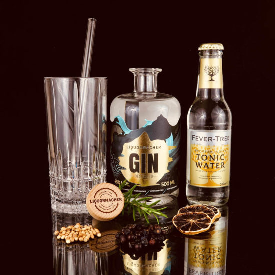 Liquormacher Destilled Gin