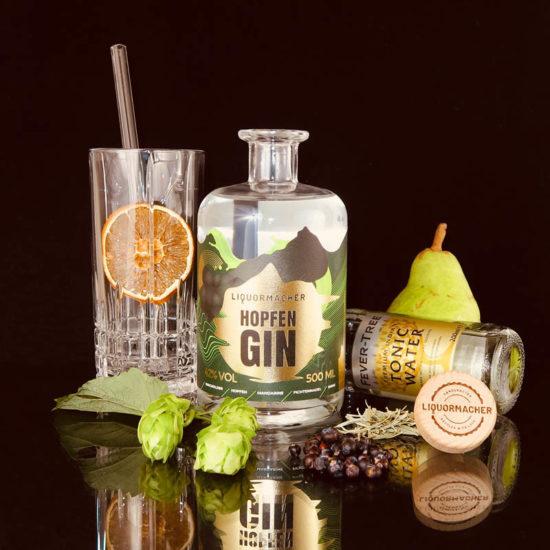 Liquormacher Hopfen Gin