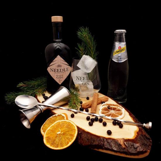 Needle Blackforest Dry Gin