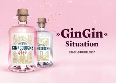 ginvasion.de Werbepartner Gin de Cologne