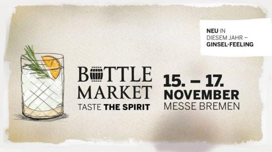 Bottle Market – Ginvasion auf dem Genuss-Event in Bremen