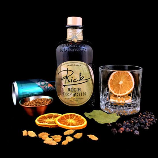 Rick Gin – Rich