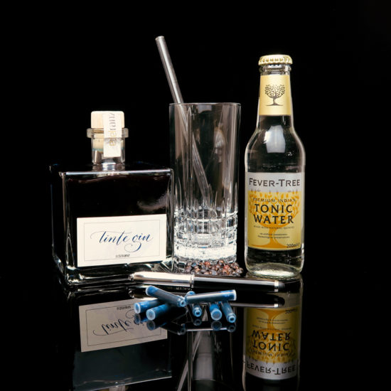 Tinte Gin by edelranz
