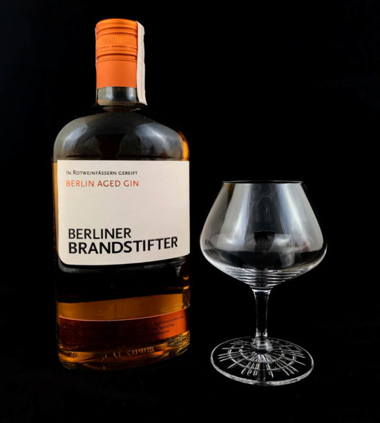 Berliner Brandstifter Aged Gin – Edition 2019