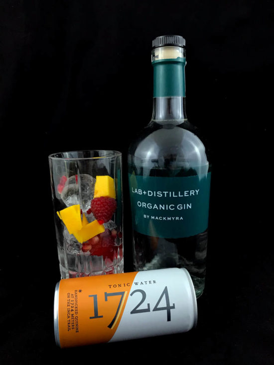 Lab+Distillery Organic Gin by Mackmyra