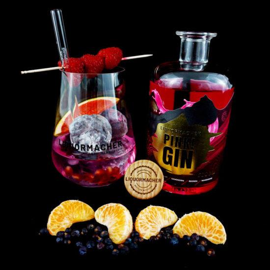 LiquorMacher Pink Gin