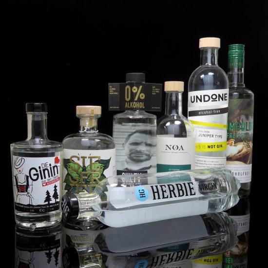 Non Alcoholic Spirits – Ein Experiment mit alkoholfreiem Gin