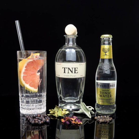 The Noble Experiment Gin – TNE