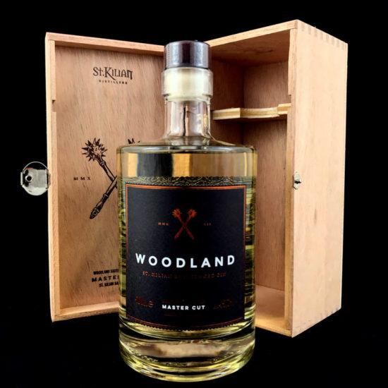 Woodland Barrel Aged Gin – Master Cut