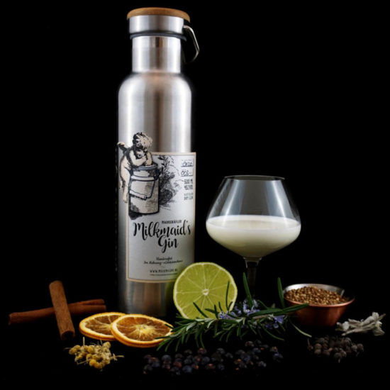 Milkmaid's Gin – der Gin aus dem Markgräflerland