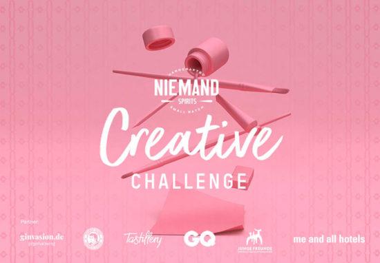 Niemand Creative Challenge 2020