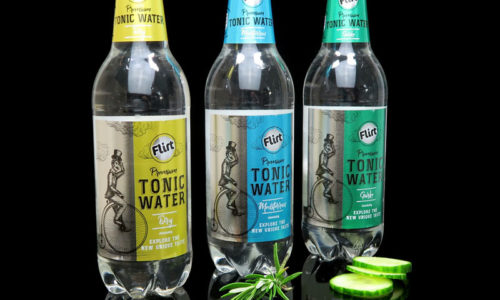 Aldi Tonic Water - Flirt