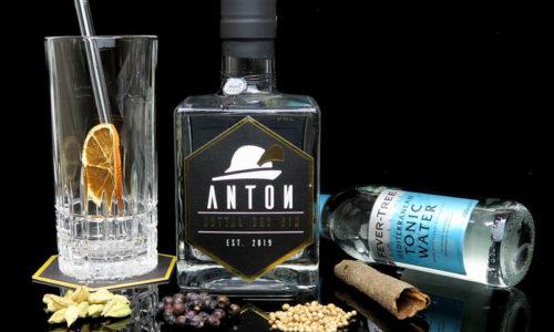Anton Rottal Dry Gin im Review auf ginvasion.de