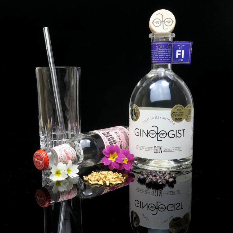 Ginologist Floral Gin im Review auf ginvasion.de